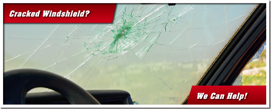 Cracked windshield? - We can help! Repairing auto glass in Hamilton